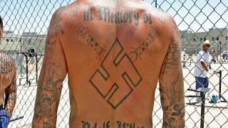Top 10 Tatuajes de la Cárcel y Sus Significados