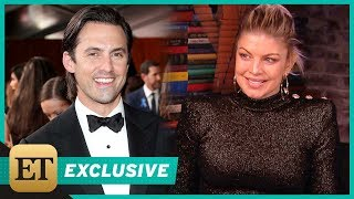 EXCLUSIVE: Fergie Reveals How Milo Ventimiglia Taught Her How to Kiss On Screen