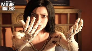 Alita: Battle Angel first trailer for James Cameron sci-fi epic