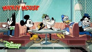 Mickey Mouse | El primer amor de Goofy