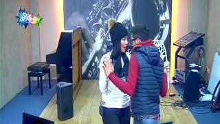 رقصة حنان و رفاييل على اغنية كينة ولا نكيناش 06/01/2016  ستار اكاديمي 11