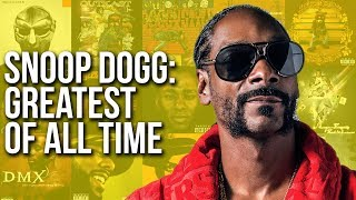 Snoop Dogg: Greatest Rapper Of All Time