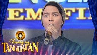 Tawag ng Tanghalan: Sam Mangubat | Remember Me (Round 5 Semifinals)