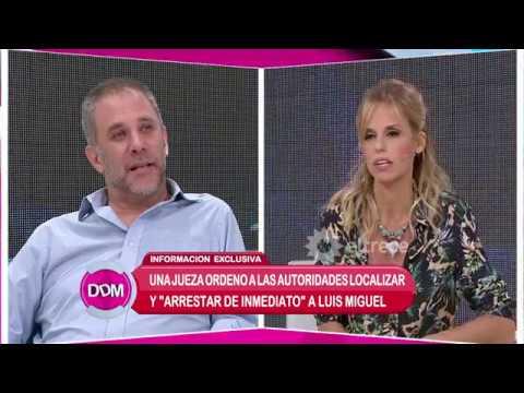 El ex representante de Luis Miguel contó cómo era el cantante realmente