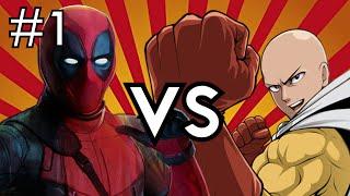 Deadpool vs. One Punch Man: An Anal Cyst (Part 1)