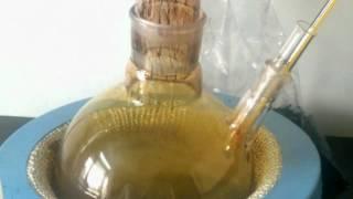 pyrolysis oil making video