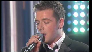 Westlife and Secret Garden - You Raise Me Up (Nobel Peace Price Concert 2005) HD