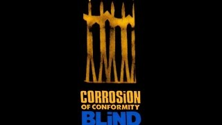 Corrosion Of Conformity  Blind Rereleasedhq