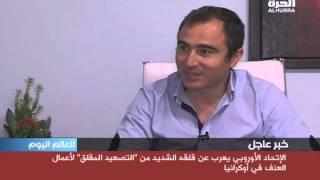 اول رجل فلسطيني يمتلك شركة اسرائيلية وينجح في نشر الانترنت في الاراضي الفلسطينية