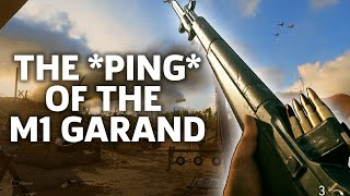 Call Of Duty: WW2 - Why Does The M1 Garand Ping?