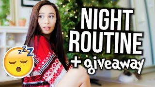Winter Night Routine! + HUGE $5000 HOLIDAY GIVEAWAY!