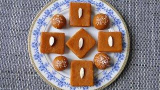 গাজরের বরফি / সন্দেশ / হালুয়া | Gajar Halwa - Carrot Barfi