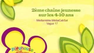 TF1 France - PLAYHOUSE DISNEY - Showreel