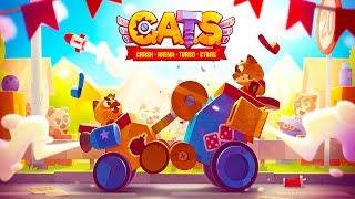 BUILDING A SUPERCAR   CATS (Crash Arena Turbo Stars)
