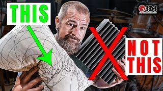 How To Treat A Room For Drums (Cheap & Practical)