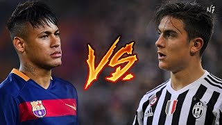 Neymar Jr vs Paulo Dybala ● Top 10 Goals 2015/2016 | HD