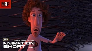 "CGI 3D Animated Short Film ""TOM IN COUCHLAND"" Hilarious Animation by Ringling College"