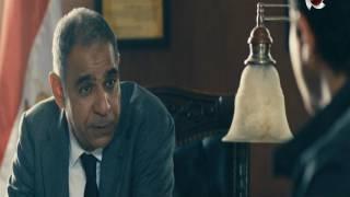 مسلسل كلبش - الحلقة 24 |  رد فعل صلاح الطوخي بعد سؤاله : هو سليم الأنصاري برئ ؟!