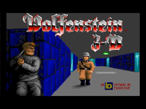 Let's Play Wolfenstein 3D 01: The Jailbreak