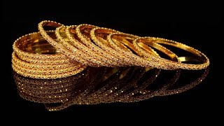 Bangles Design In Gold with Price and Weight