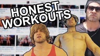 Honest Workouts - YouTube Fitness Channels