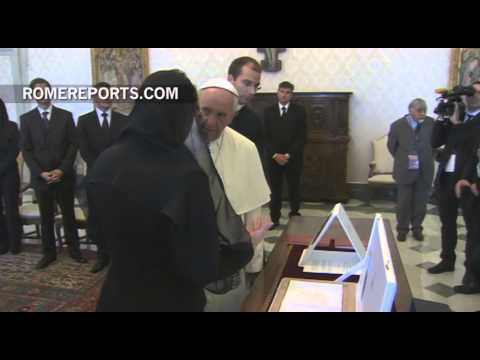 Xxx Mp4 The Pope Offers An Elegant Apology To The President Of Croatia 3gp Sex