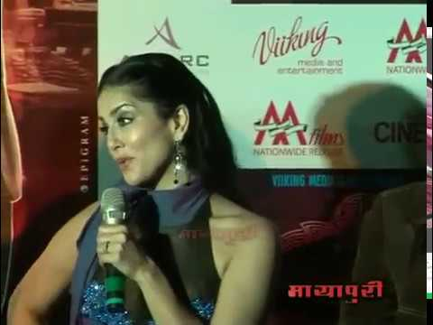Sunny Leone Flirts With Co Actors Liver Exclusive Video Film Jackpot