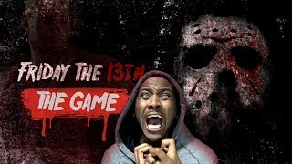 [ LIVESTREAM ] SCREAMING LIKE A TEENAGER! || Friday the 13th The Game