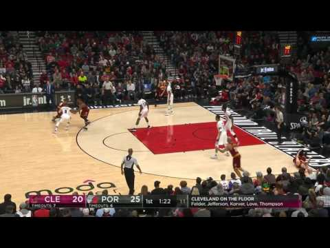 Xxx Mp4 Kevin Love Injury Cleveland Vs The Blazzers 3gp Sex