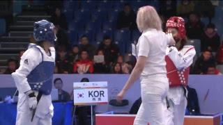 Wuxi 2017 World Taekwondo Grand Slam Champions Series (Jan 13)