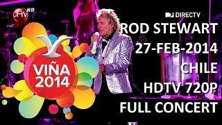 Rod Stewart Viña del Mar Chile 2014 HDTV 720p
