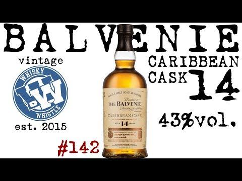 Xxx Mp4 The Balvenie 14YO Caribbean Cask Whisky Review WhiskyWhistle 142 3gp Sex