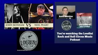 John Bonham vs Neil Peart