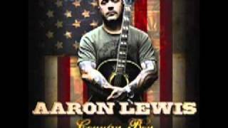 Country Boy (feat. George Jones and Charlie Daniels)- Aaron Lewis (lyrics)