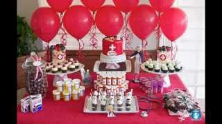 Awesome High school graduation party decorations ideas