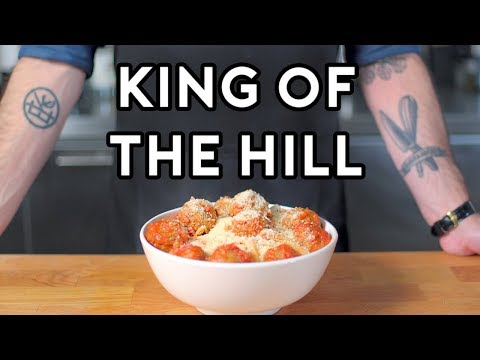 Binging with Babish King of the Hill Special