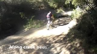 Aliso & Woods Cayon Mt  Bike