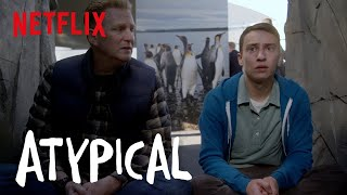 Atypical | Clip: Penguins Mate For Life | Netflix