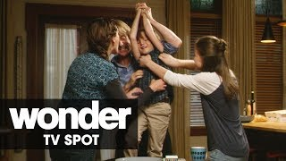 "Wonder (2017 Movie) Official TV Spot - ""Looking Sharp"" – Julia Roberts, Owen Wilson"
