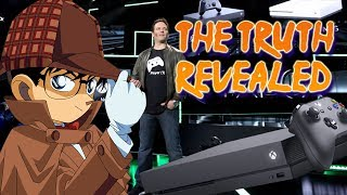 The Truth Of The Microsoft 2017 E3 Conference | One Truth Prevails