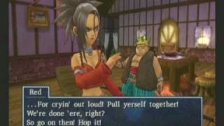 Dragon Quest VIII Playthrough - Part 67, Red's House, Red and Yangus