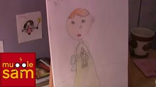 Mugglesam - PICASSO'S CHILD WITH DOVE BY 5-YEAR-OLD SOPHIA - Season 3 Episode 2