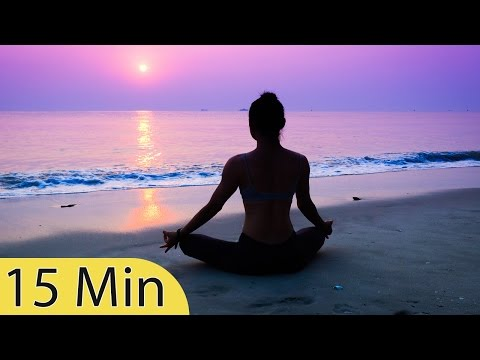 Meditation, Relaxation Music, Chakra, Relaxing Music for Stress Relief, Relax, 15 Minute, ☯058B