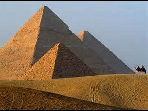 Why didn t the bible mention the Great pyramids of giza in Egypt