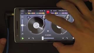 Làm DJ remix với nhạc trên app cho điện thoại