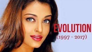 Aishwarya Rai Evolution (1997 - 2017)