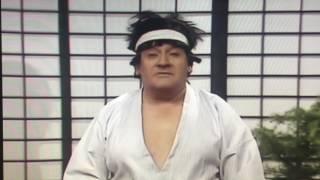 The Two Ronnies - Jiu Jitsu Skit