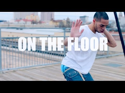 IceJJFish - On The Floor (Official Music Video) ThatRaw.com Presents