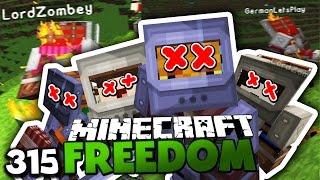 DIE FINALE WELLE! & HEUTE GIBT ES TOTE! ✪ Minecraft FREEDOM #315 DEUTSCH | Paluten