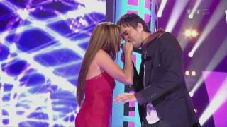 [HD] Nadiya & Enrique Iglesias - Tired Of Being Sorry (LDDO 2009)
